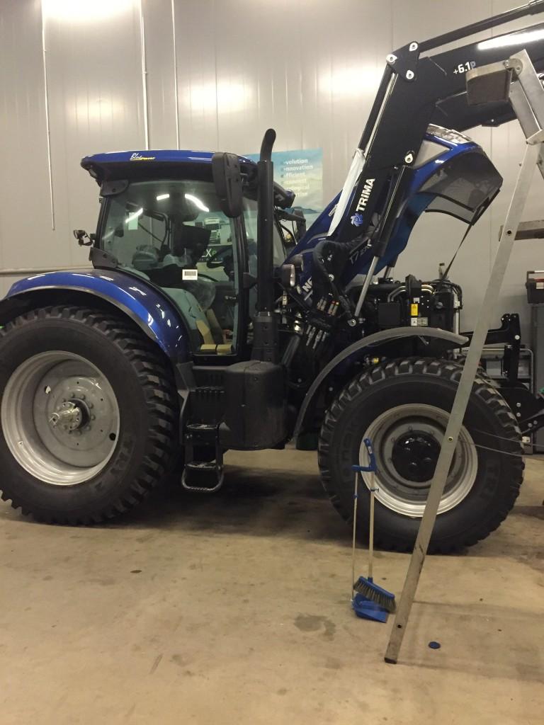 Traktorit ja työkoneet