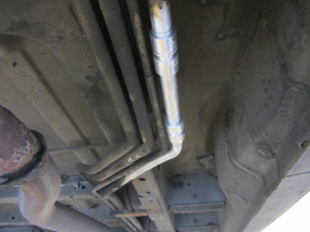 Alumiinisten ilmastointiputkien korjaus